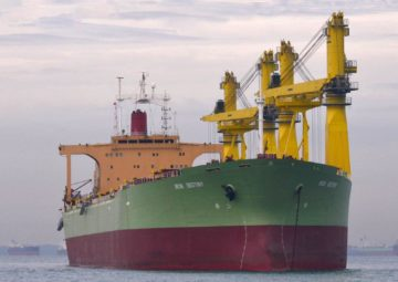 dry cargo, bulker, transloader