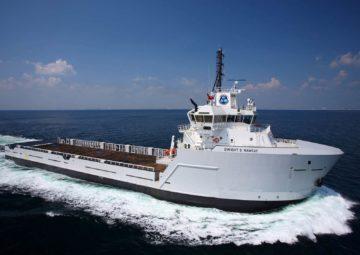 Platform Supply Vessel Project