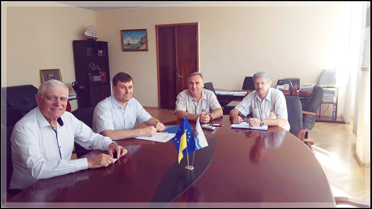 CADMATIC National University of Shipbuilding and Zaliv Ship Design sign an agreement