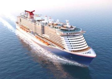 Cruise Ship in Finland