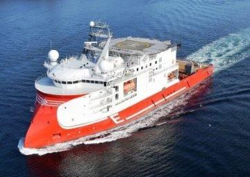 Multi Purpose Offshore Vessel