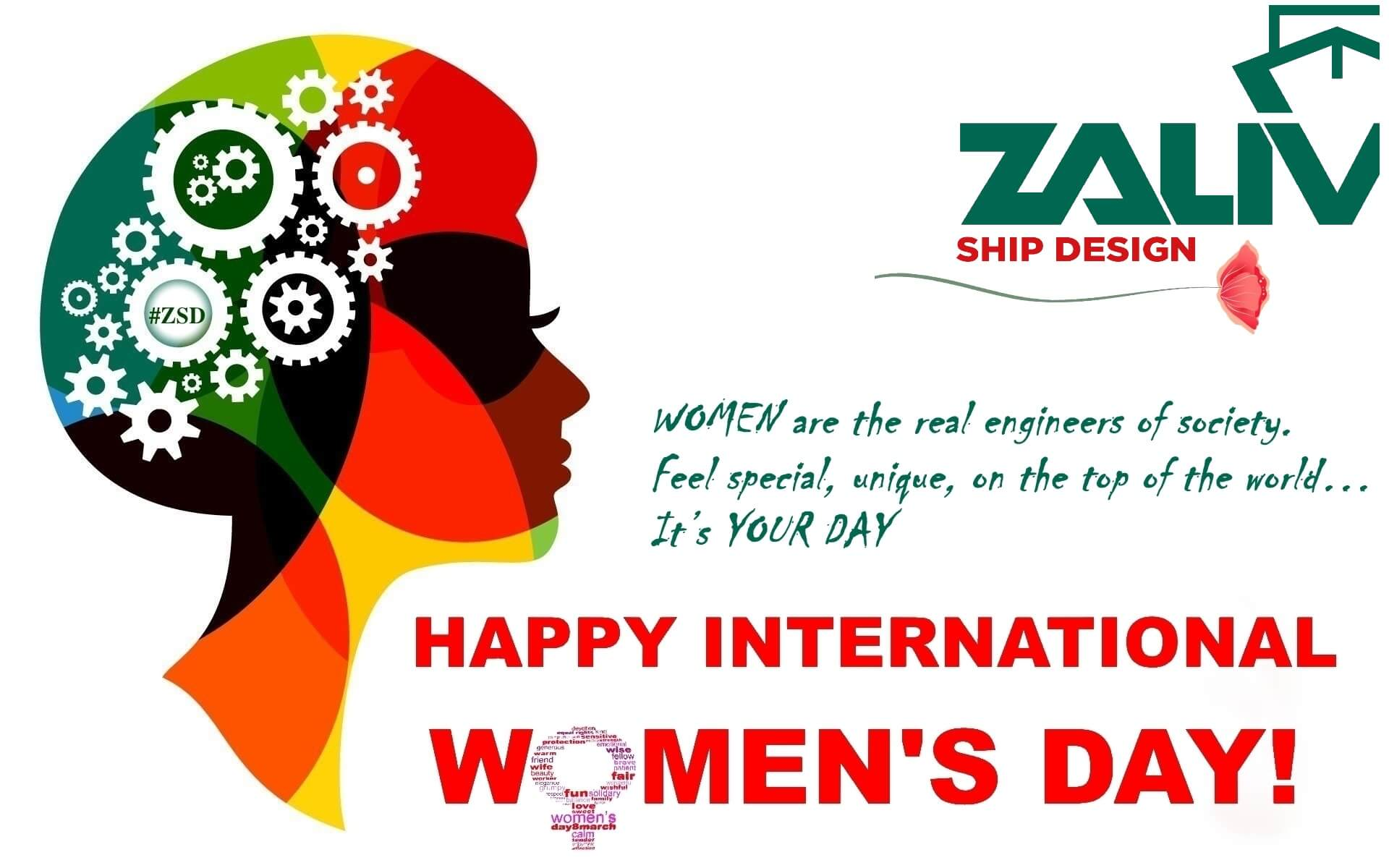Woman day 2021